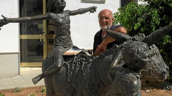 Literatura y pintura se dan la mano en el Casino de Rociana