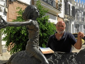 Antonio Ramírez Almanza acaba de publicar un nuevo poemario.