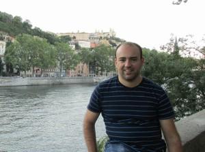 El investigador Juan Mora de la Universidad de Huelva, autor del artículo.