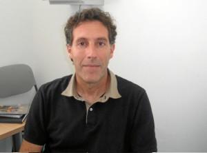 Carlos Vílchez, investigador de la Universidad de Huelva y coautor del artículo.