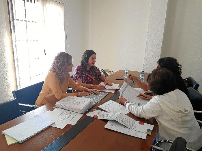 El jurado del Concurso para Asociaciones de Diputación valora ya los proyectos presentados en las 9 comarcas