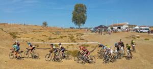 Fue la quinta puntuable dentro del Circuito Provincial Diputación de Huelva en la modalidad de XCO.