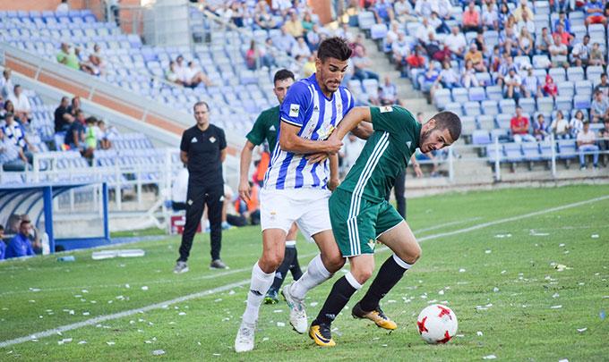 Diego Jiménez de nuevo está disponible y viaja a Jumilla. / Foto: Pablo Sayago.