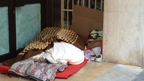 Huelva hará un nuevo recuento para analizar la evolución de las personas sin hogar durante 2017