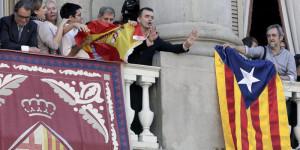 La iniciativa de la Generalidad Catalana está sometiendo a una gran tensión a España en general.