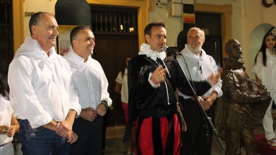 Cervantes, muy presente en la sexta edición de la Noche Blanca de la Cultura y el Vino