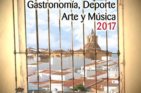 El Cerro de Andévalo celebra su V Festival de Gastronomía, Deporte, Arte y Cultura