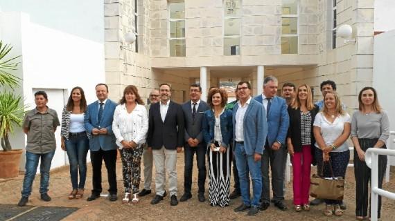 Impulsan la candidatura de Minas de Riotinto y Huelva como sedes del Congreso Mundial de Patrimonio Geológico y Minero de 2025