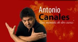 Antonio Canales actuará en el estreno del espectáculo el 25 de noviembre.