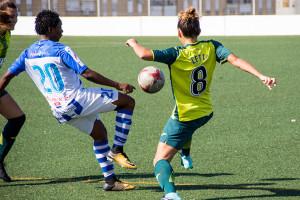 Ngo Mbeleck marcó al final el segundo gol del equipo de casa.