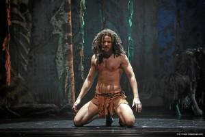 'Tarzán, el musical' se representará el sábado 7 de octubre.