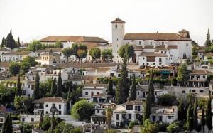 Una imagen del Albaicín. / Foto: Patronato Turismo Granada.