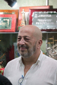 Antonio Cabezas Reyes.