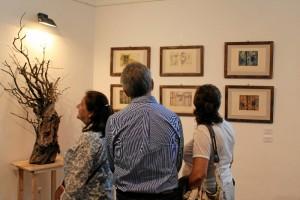 Tiene también en mente una exposición en su pueblo natal, Campofrío.