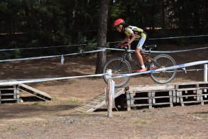 Circuito para bicicletas.