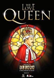 Con todas las entradas vendidas, el musical We love Queen llega esta noche al Gran Teatro de Huelva.