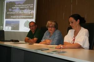 Sesión informativa en Cartaya.