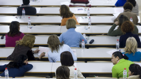 Más de 40.000 aspirantes participan en las pruebas selectivas para administrativos y auxiliares de la Junta