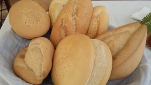 Pan muy típico de Trigueros.