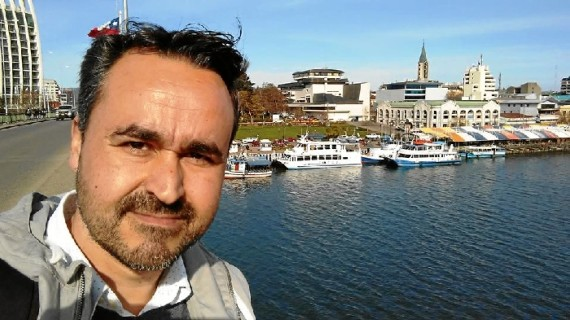 El historiador onubense Pedro Feria se marcha a Chile para continuar con su vocación docente e investigadora
