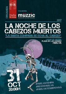 Cartel de la actividad, diseño de Antonio Ruiz Domínguez.
