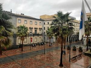 Dispositivo del Ayuntamiento de Huelva.