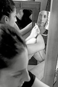 La onubense se considera una artista multidisciplinar en movimiento.