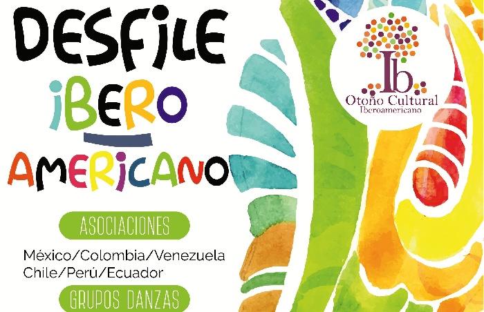 CARTEL. Desfile Ibero – Americano