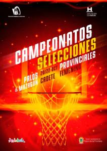 Cartel anunciador del evento que tendrá lugar en Palos de la Frontera y Mazagón.