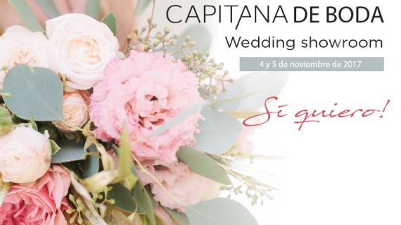 I Feria de servicios y complementos para bodas de la mano de Espacio Capitana