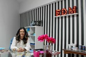Silvia Caro Moreno, responsable de la Escuela de Diseño y Moda, Emd Huelva.