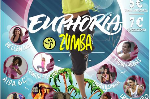 La Máster Class de Zumba Fitness más grande de la provincia llega a Bollullos del Condado