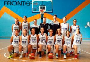 Selección Provincial de Huelva Cadete Femenina. / Foto: www.andaluzabaloncesto.org/huelva.