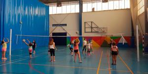 Las clases en las Escuelas Deportivas de Almonte arrancaron el martes.