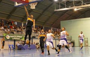 El CDB Enrique Benítez quiere dar la primera alegría a sus aficionados ganando el domingo al DKV San Fernando. / Foto: @fabhuelva.