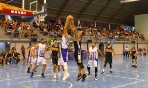 Victoria del CB San Juan y derrota del CDB Enrique Benítez en la Liga EBA.