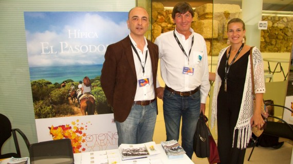 Almonte se da a conocer en la I Feria Internacional de Turismo Ecuestre