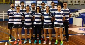 El equipo onubense está preparado para el complicado partido del sábado ante el CB Oviedo.