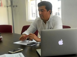 El gerente analiza cómo puede afectar la climatología actual a la campaña.