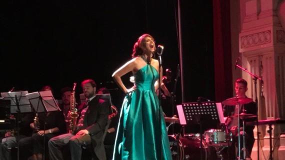 Éxito del concierto del Liceo de la Música de Moguer en el Gran Teatro de Huelva