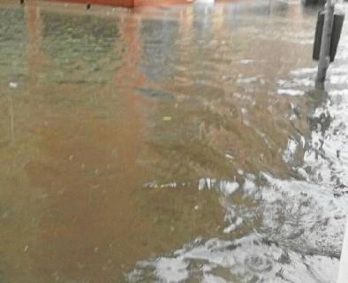 Huelva activa un dispositivo especial a causa de las fuertes lluvias
