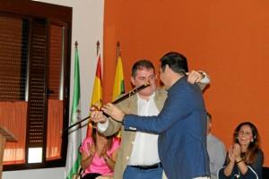 Sustituye en el cargo a José Luis Ramos, nuevo presidente de la Autoridad Portuaria de Huelva.