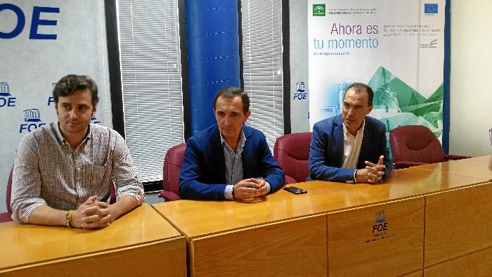 La Consejería de Empleo, Empresa y Comercio ha celebrado una jornada informativa con la Asociación de Empresas de Construcciones y Reparaciones Metálicas (Asecom).