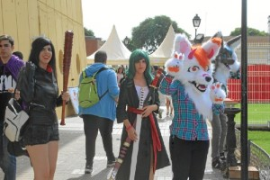 Jornada festiva para los amantes de la cultura Manga.