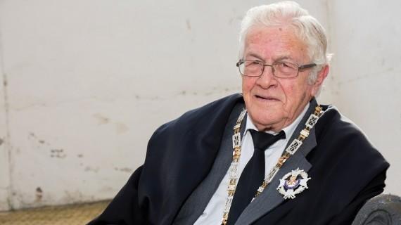 El decano del ICAHuelva, distinguido con la Gran Cruz al Mérito en el Servicio de la Abogacía