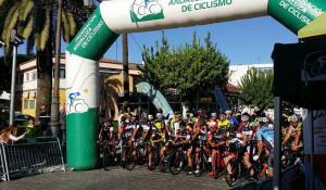 La Palma albergó dos pruebas del Circuito Provincial de Huelva de Carretera para Másters.