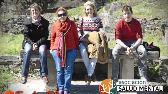 El proyecto de inclusión laboral y salud mental 'Tomates Felices' recibe un nuevo impulso