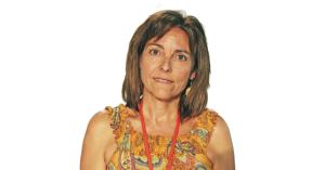 María José Cortil ha compaginado su actividad política con su profesión como psicóloga.
