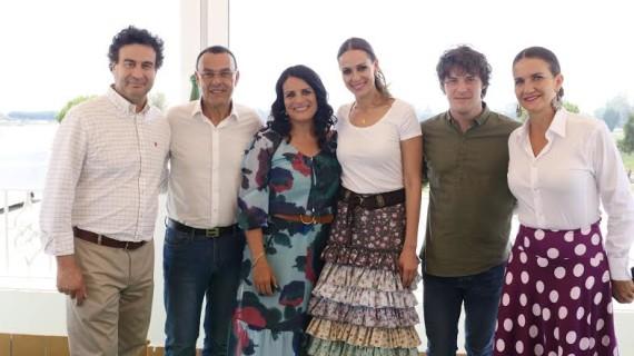 Almonte, satisfecho por la promoción del municipio con Master Chef Celebrity