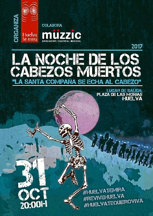 Cartel de la activdad de 'Huelva te mira'.